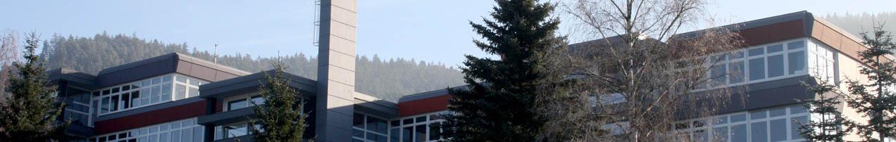 Banner der Johannes-Gaiser-Realschule